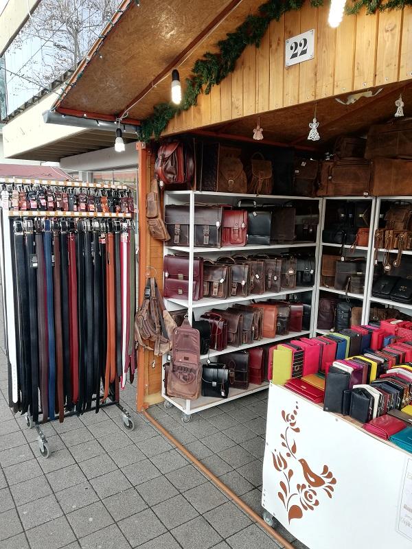 2019 Karácsonyi falu Szolnok